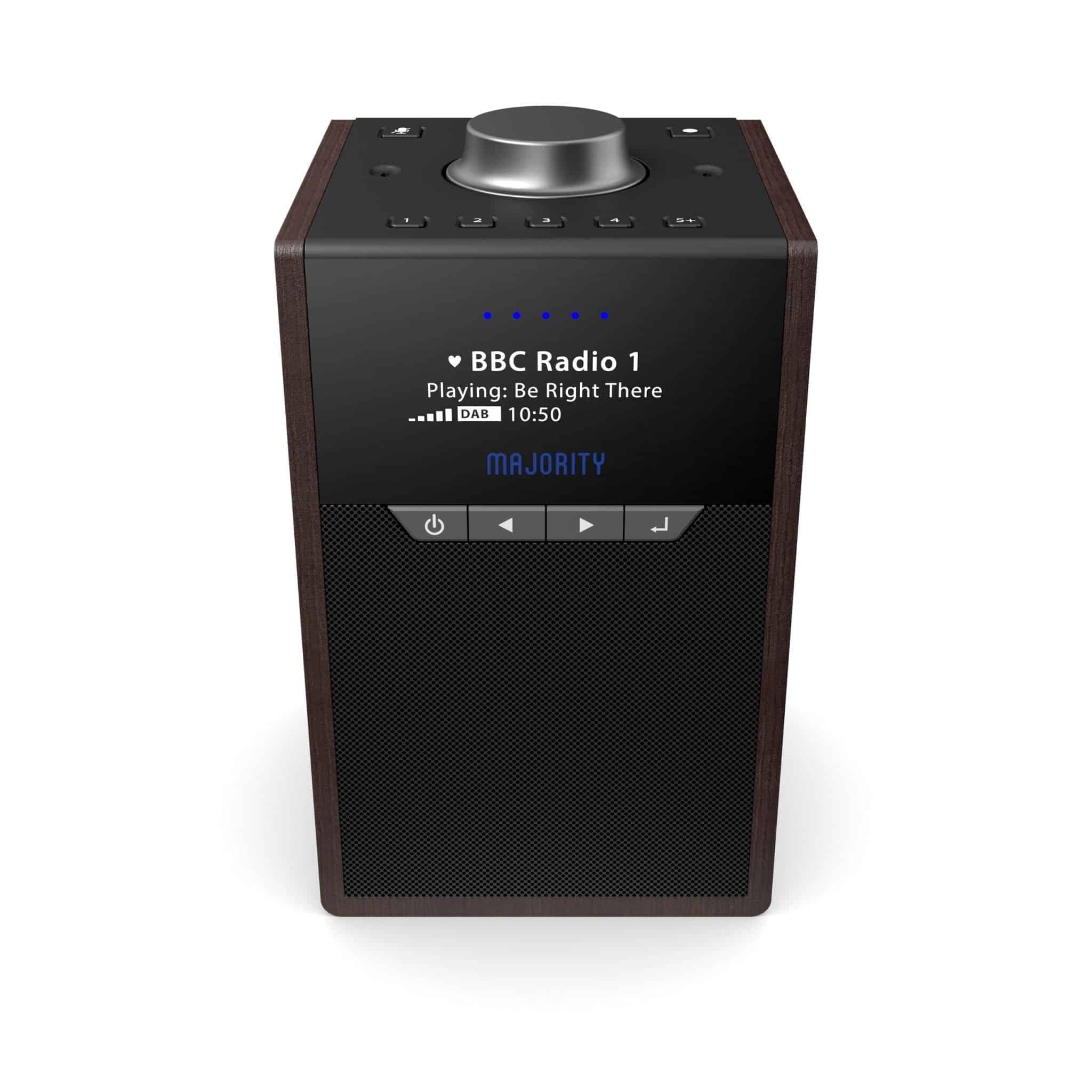 Majority Newton Alexa DAB Radio