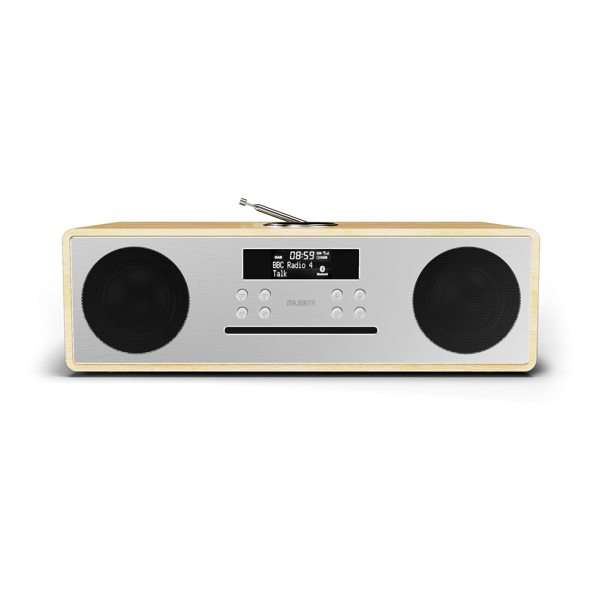 All-in-one DAB Radio Music System - Oakington