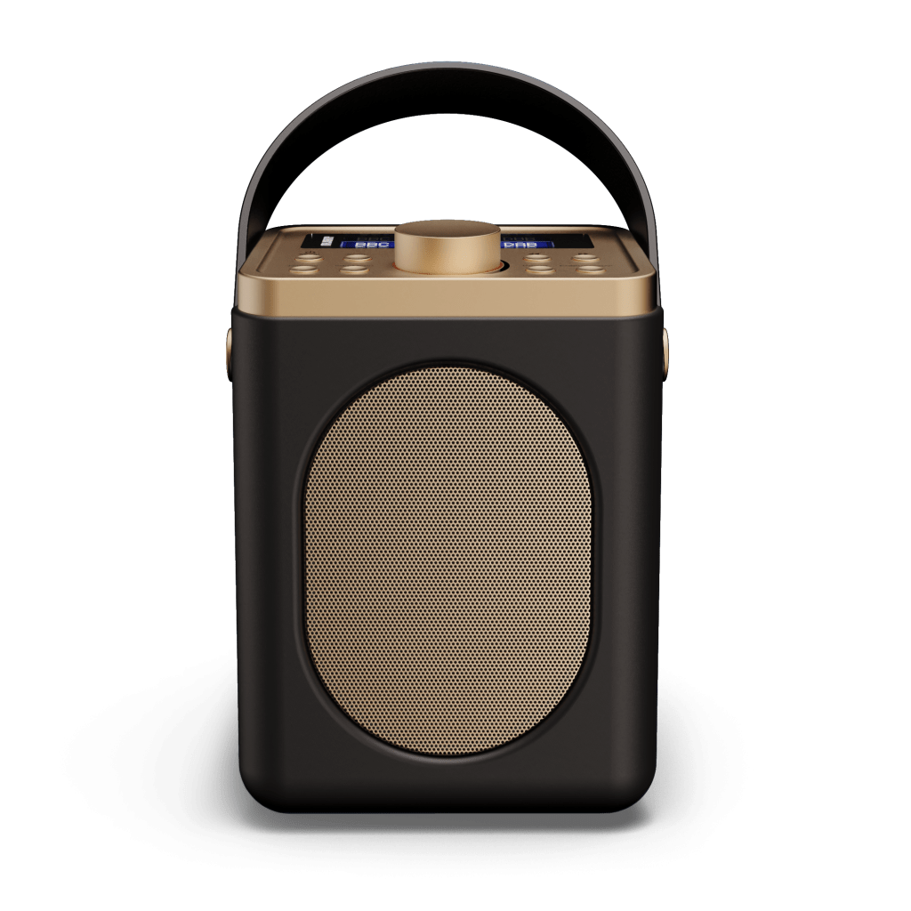 DAB Radio with Bluetooth - Little Shelford Black