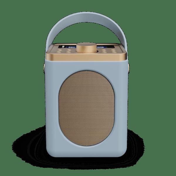 DAB Radio with Bluetooth - Little Shelford Duck Egg