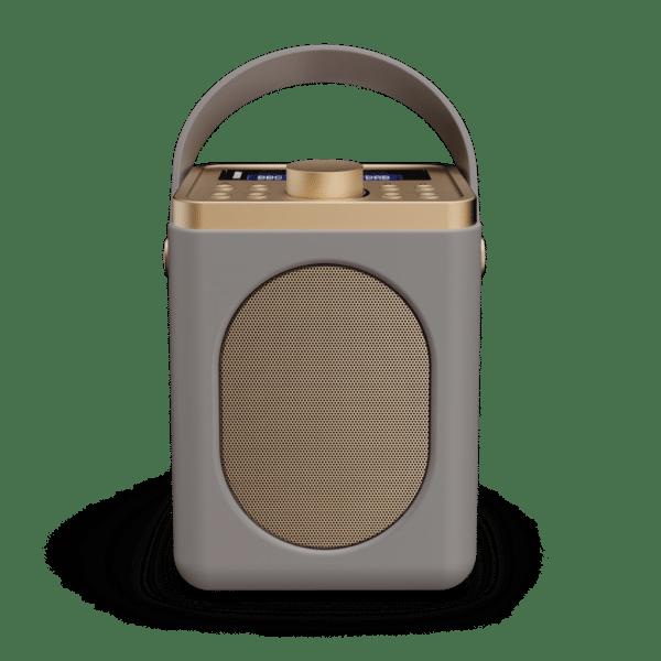 DAB Radio with Bluetooth - Little Shelford Grey