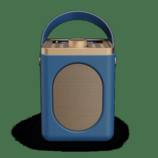 DAB Radio with Bluetooth - Little Shelford Midnight Blue