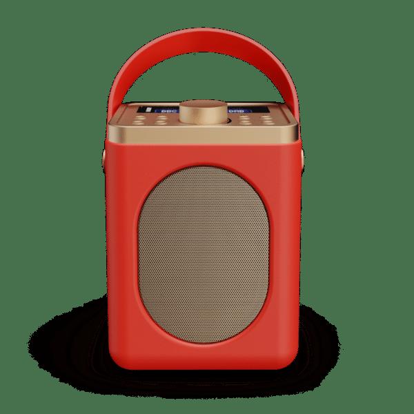 DAB Radio with Bluetooth - Little Shelford Red