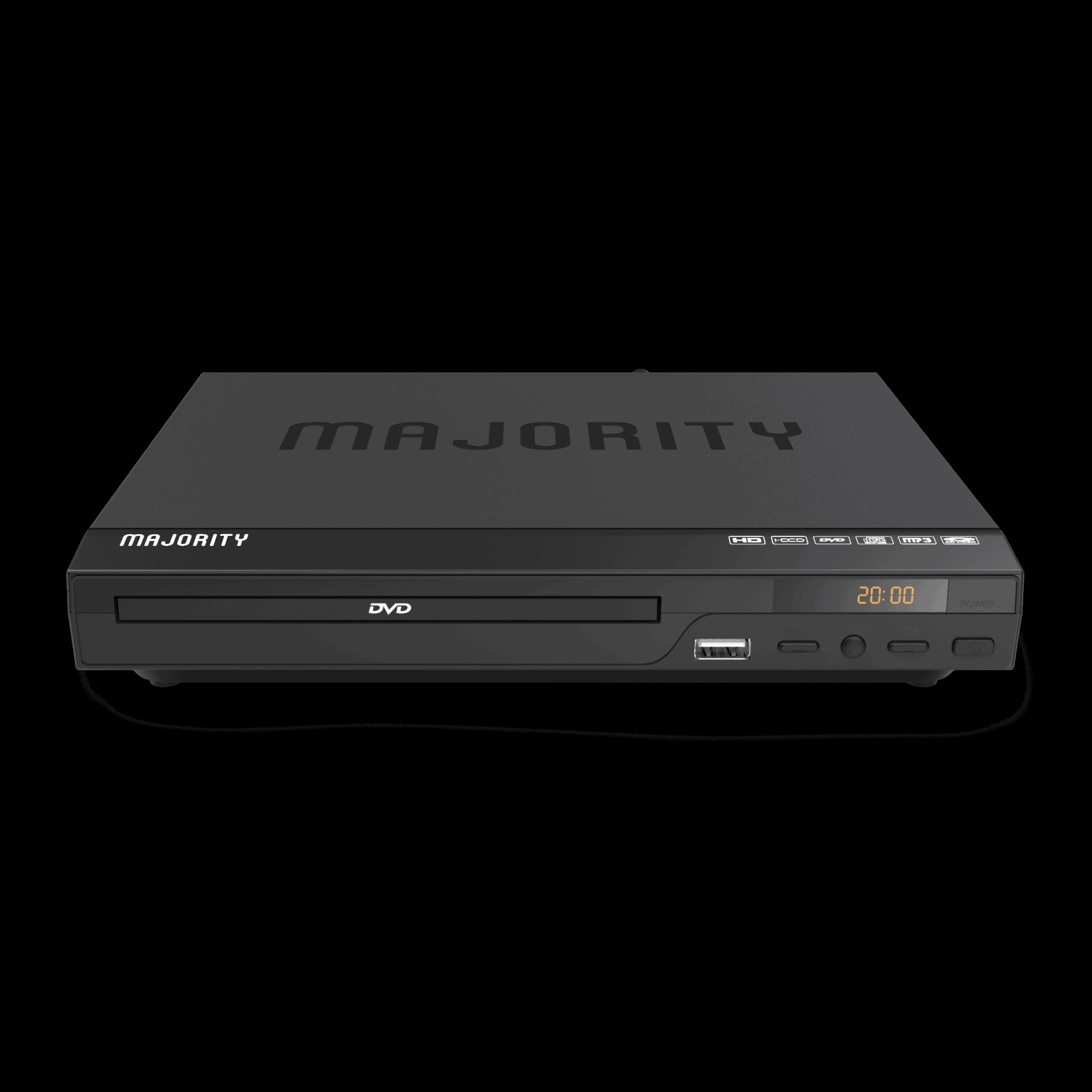 Majority DVD Player