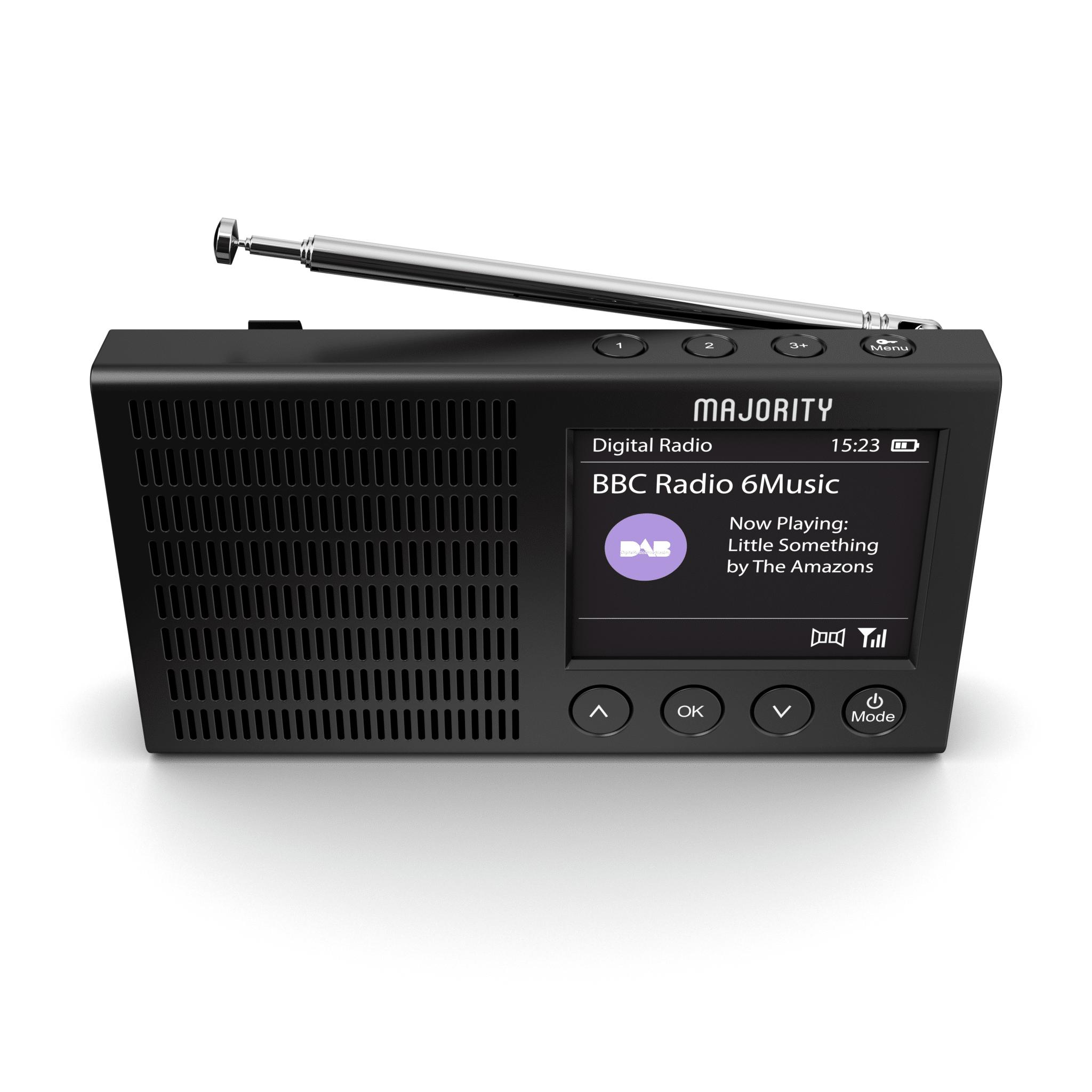 DAB+ Radio - Eddington Top