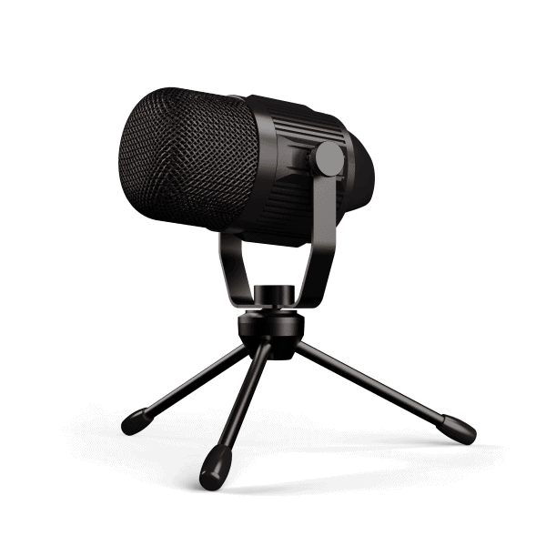 Gaming Microphone - RS1 Condenser Microphone