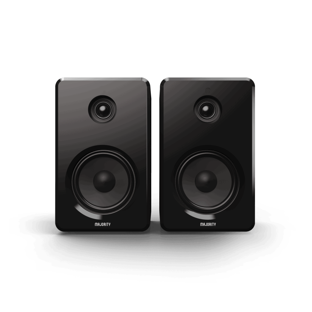Bookshelf Speakers - D40 Active Speakers