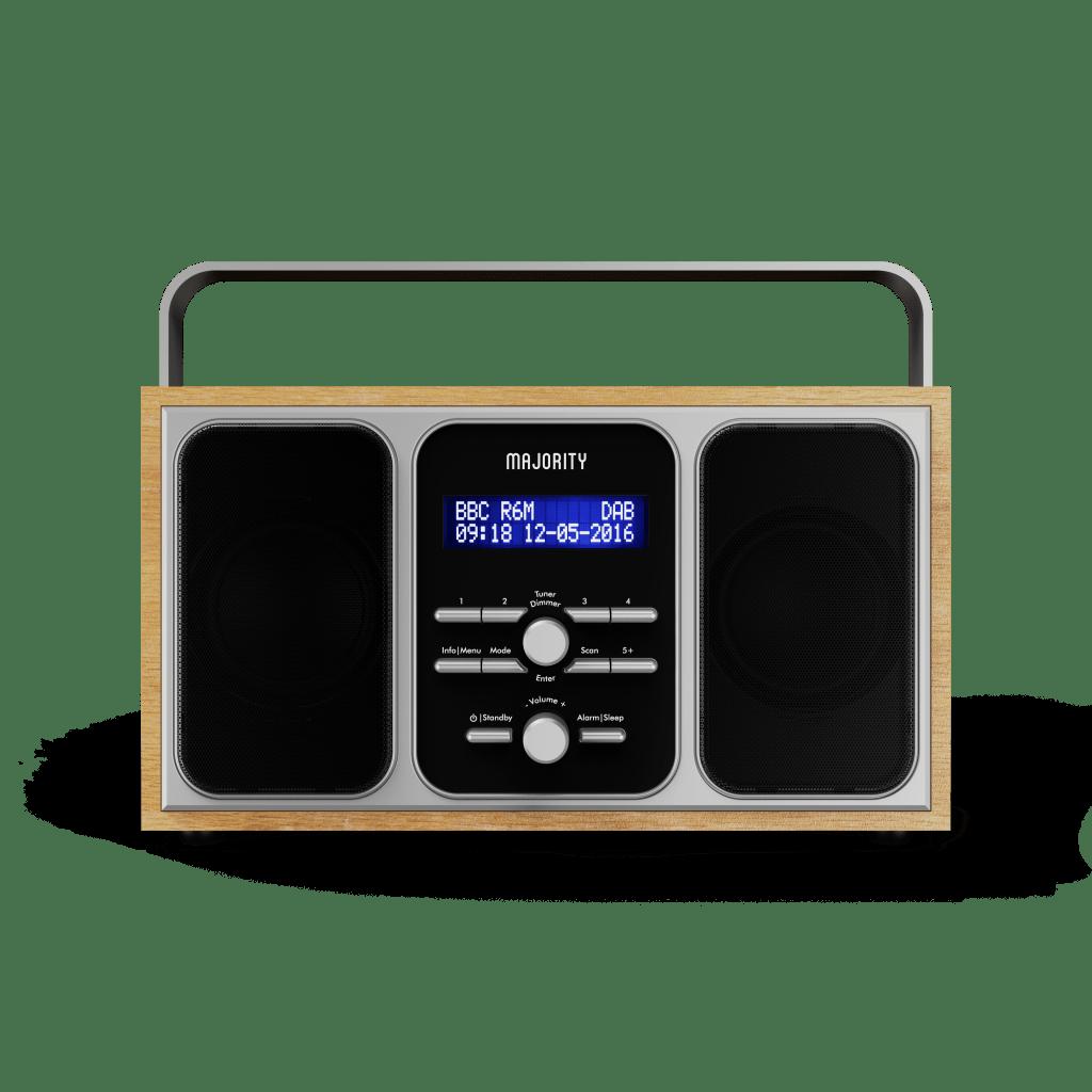 Portable DAB Radio - Girton