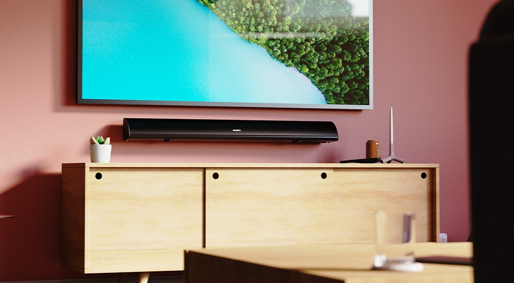 Majority Snowdon Bluetooth Soundbar Lifestyle