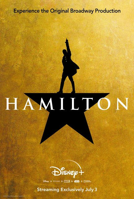 Lin-Manuel Miranda Broadway Musical Hamilton Disney Plus
