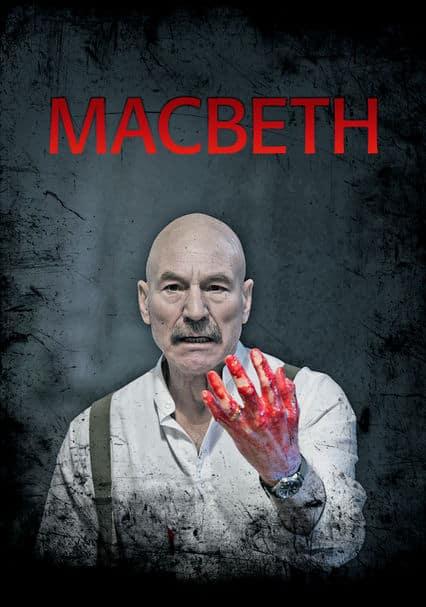 Macbeth poster Patrick Stewart