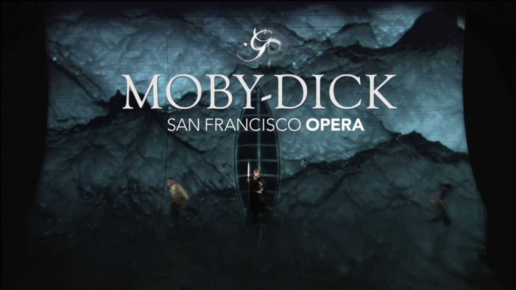Moby Dick San Francisco Opera