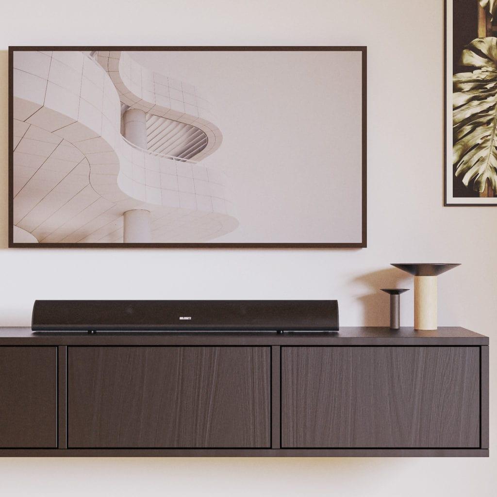 Majority Snowdon II Bluetooth Soundbar Living Room