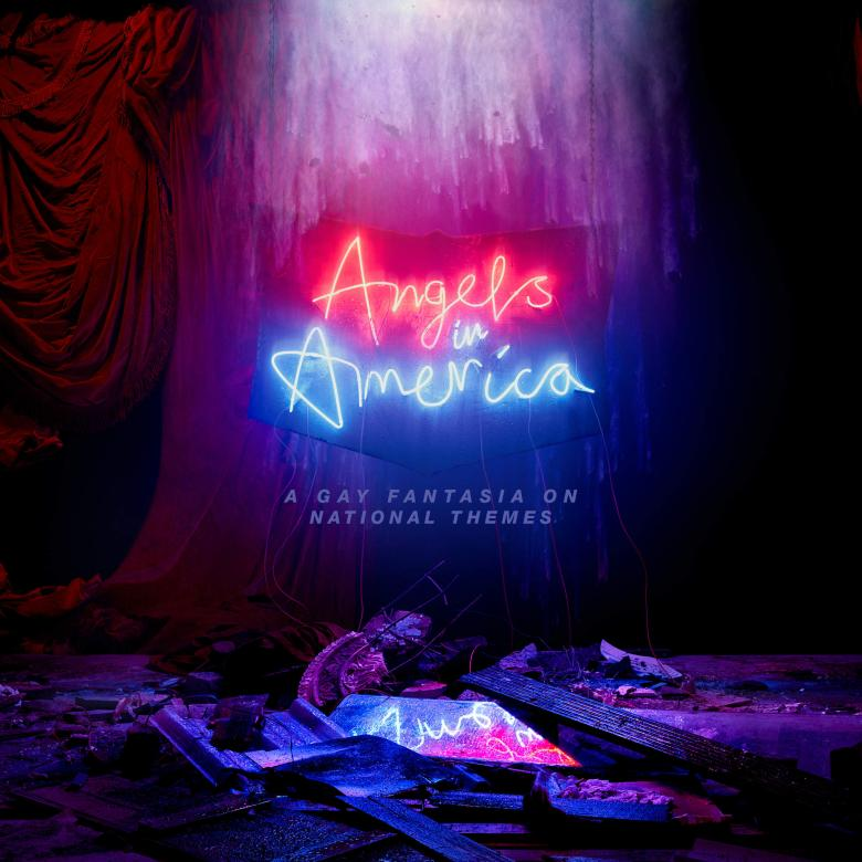 Angels in America  Poster National Theatre