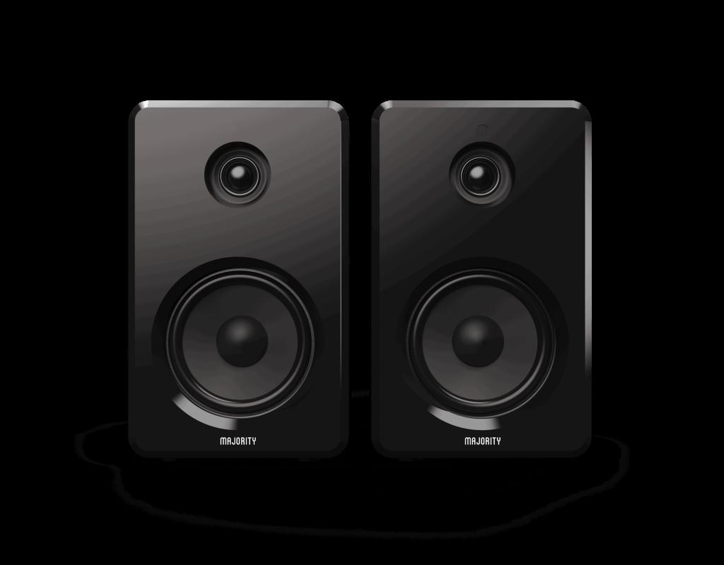 D40 Active Speakers