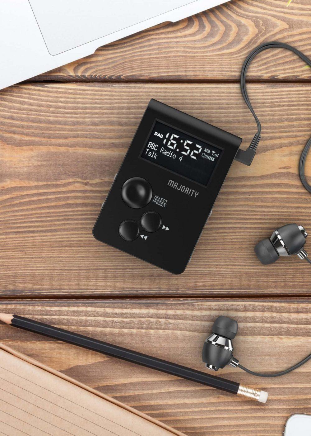 DAB Pocket Radio - Petersfield Go Lifestyle