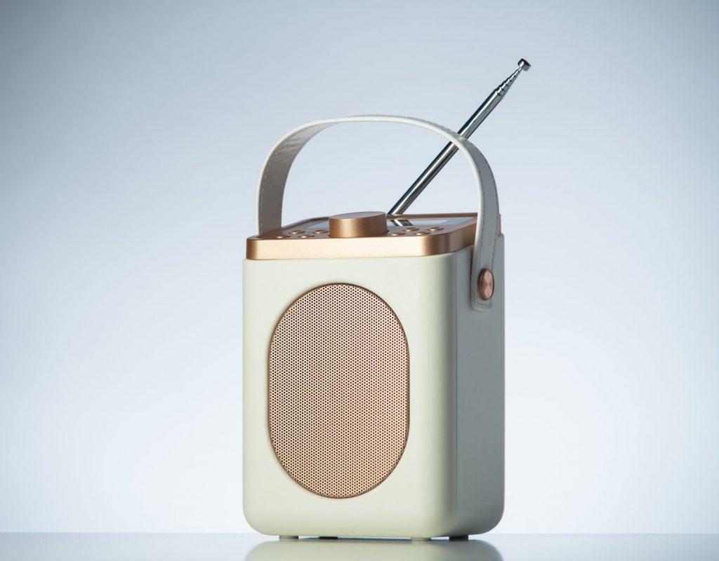 DAB Radio with Bluetooth - Little Shelford Closeup 3